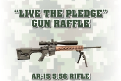 CVC Gun Raffle Flyer