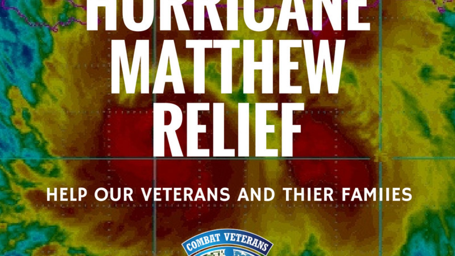 Help Our Veteran Families Affected by Hurricane