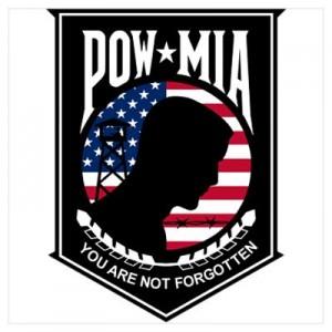 You Are Not Forgotten_POWMIA