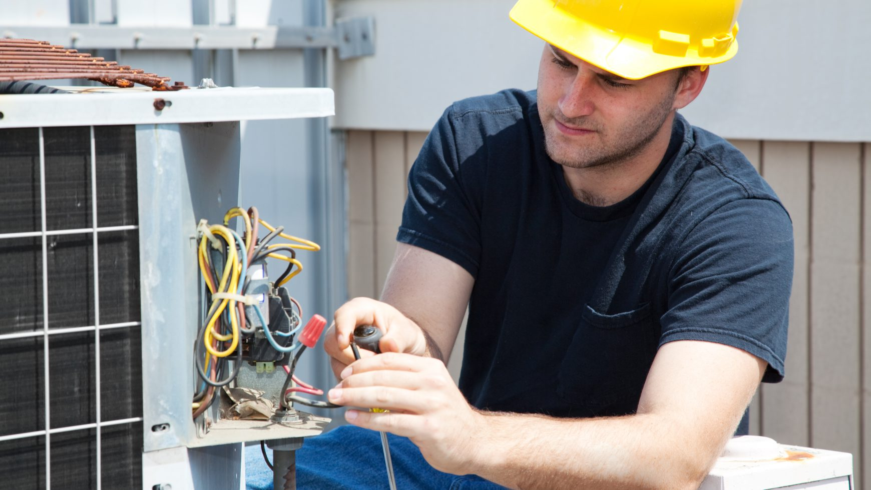 Veteran Job Spotlight of the Month: HVAC Technician