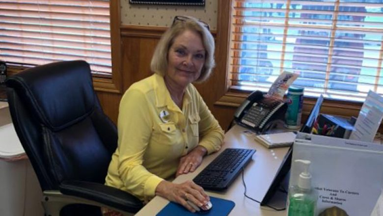 Volunteer of the Month: Susanne Staples