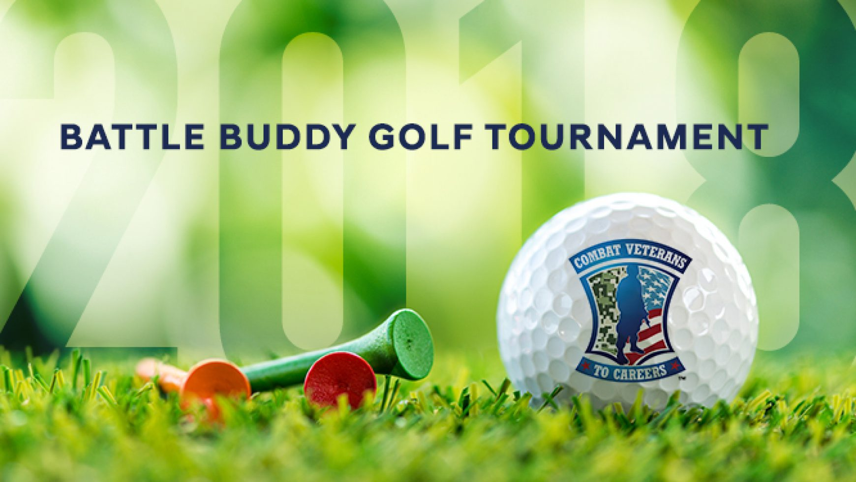 Join Us for the 4th Annual Battle Buddy Golf Tournament!