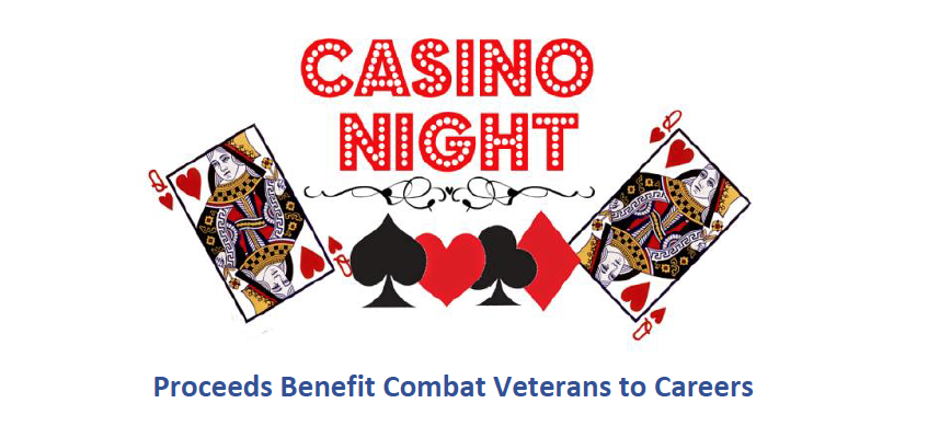 Mark Your Calendars for Casino Night!