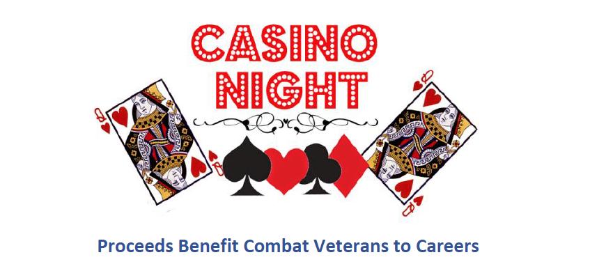 Mark Your Calendars for Casino Night!