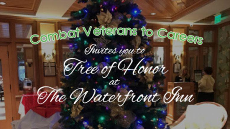 Tree of Honor Benefiting Combat Veterans to Careers