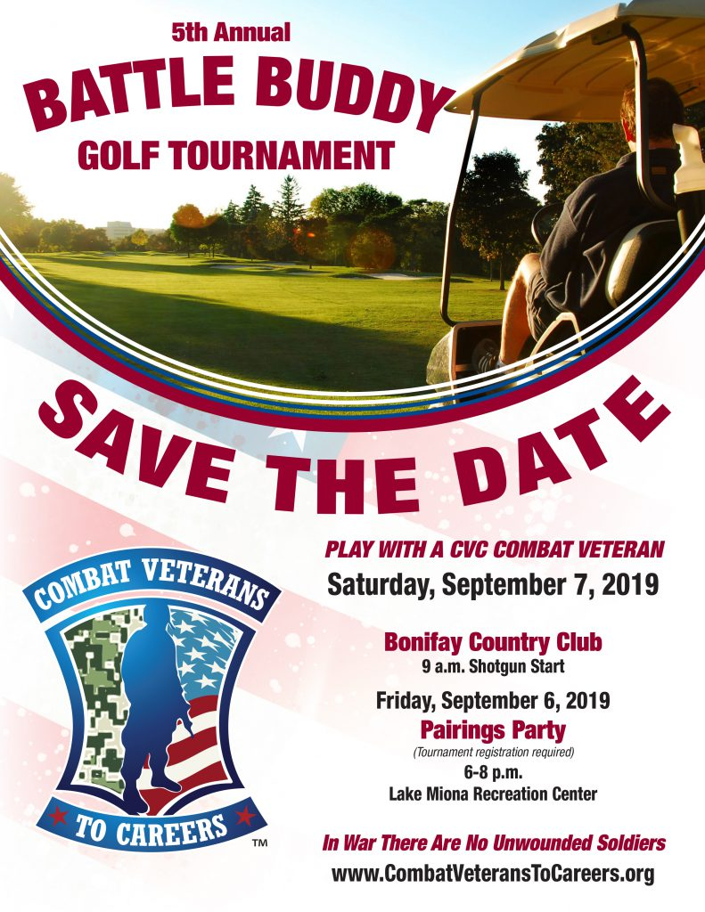 5th Annual Battle Buddy Golf Tournament