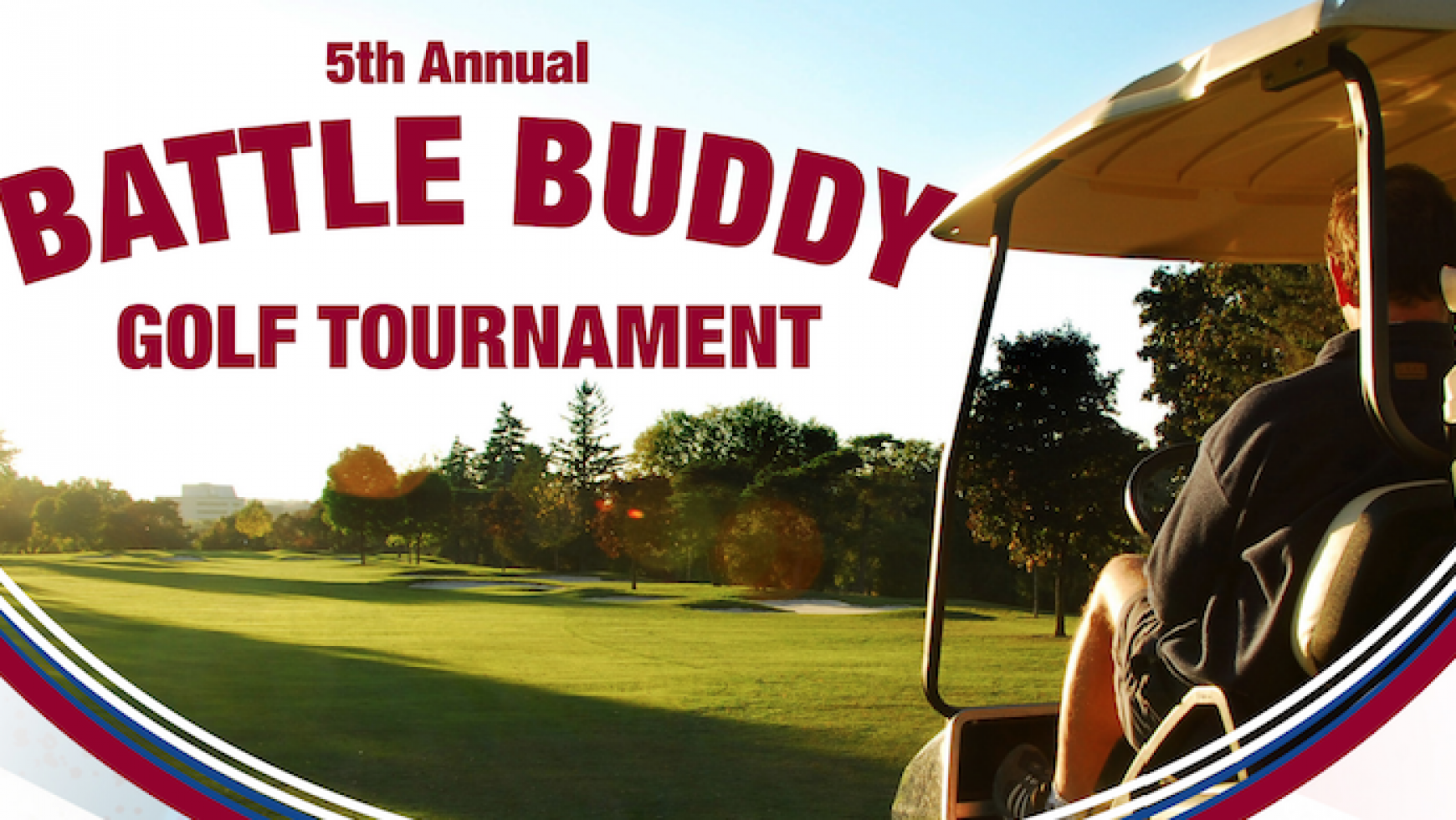 Register for the 5th Annual Battle Buddy Golf Tournament