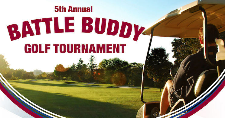 Save the Date for CVC's 5th Annual Battle Buddy Golf Tournament!