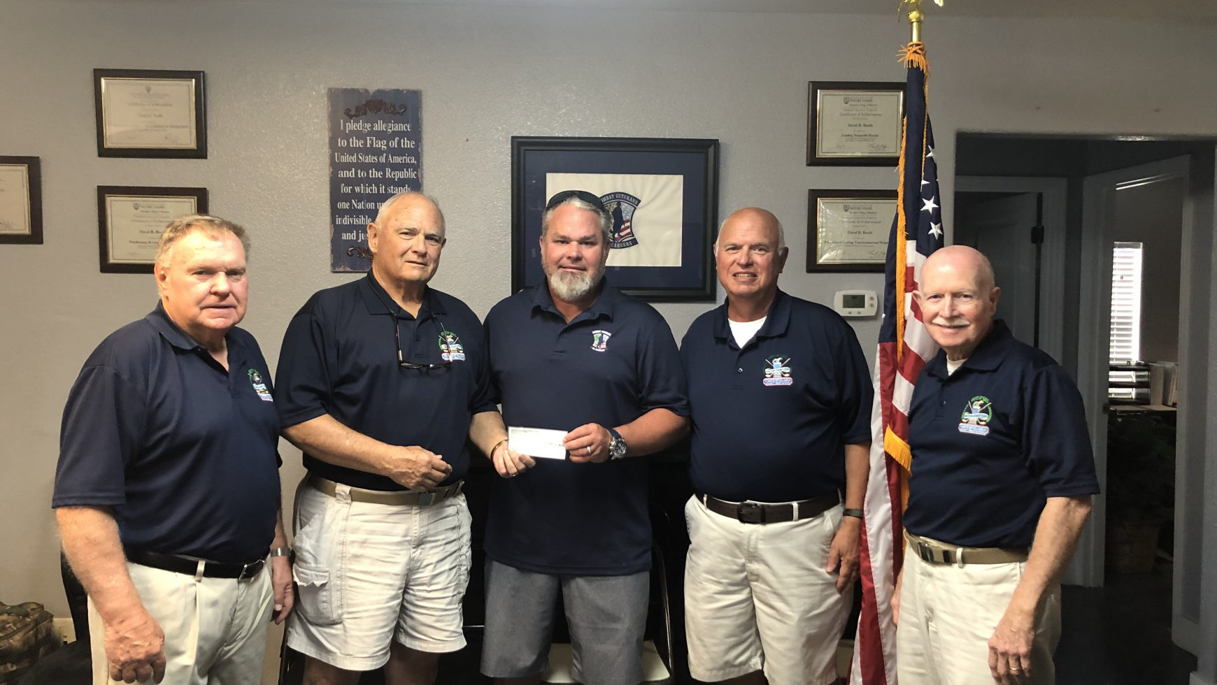 Knights of Columbus #13300 Raises $8,065.45 for CVC!