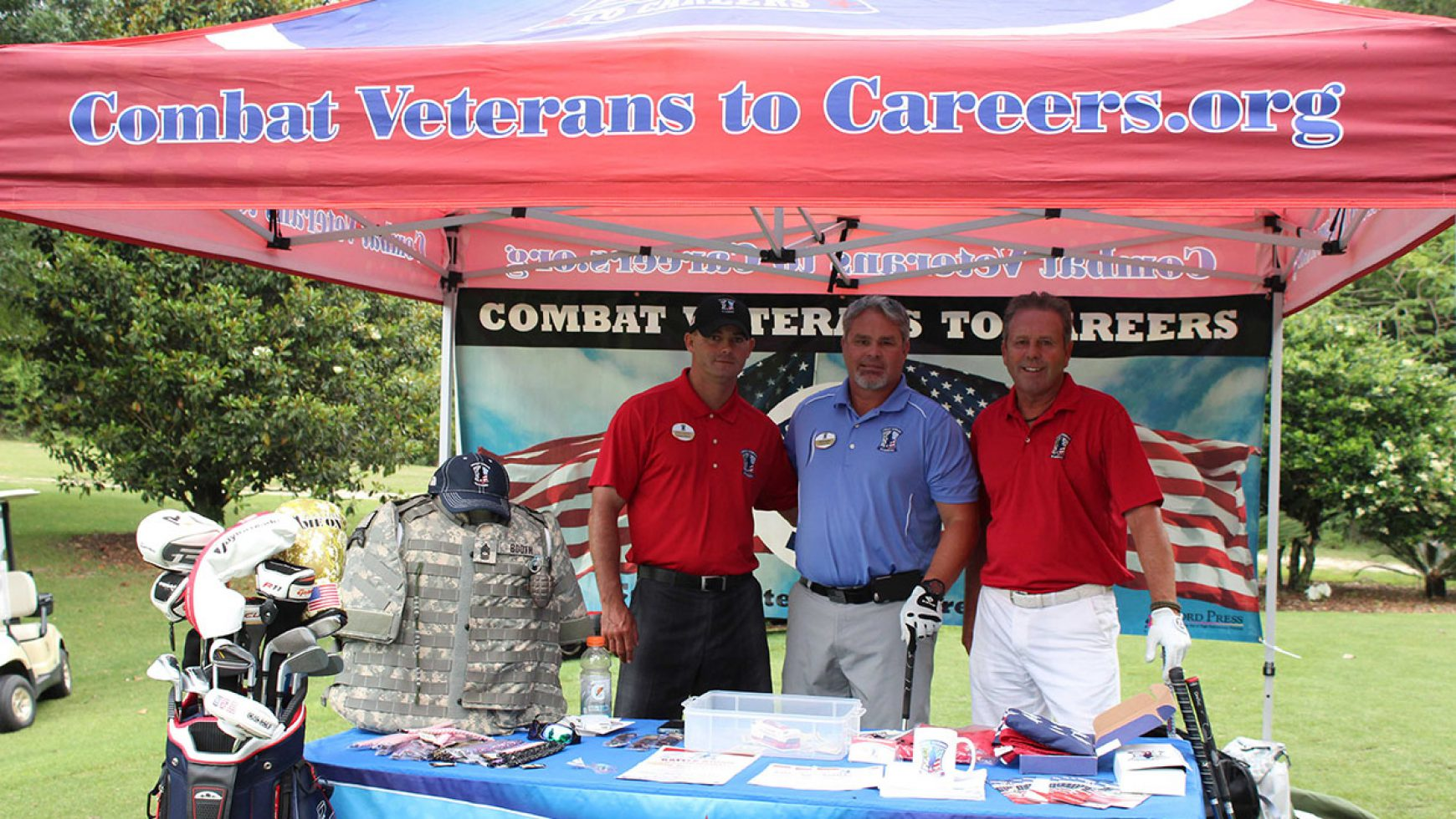 Volunteers Needed for the 5th Annual Battle Buddy Golf Tournament