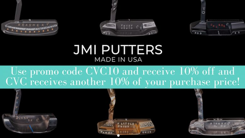 JMI Putters Supports CVC & You Save!