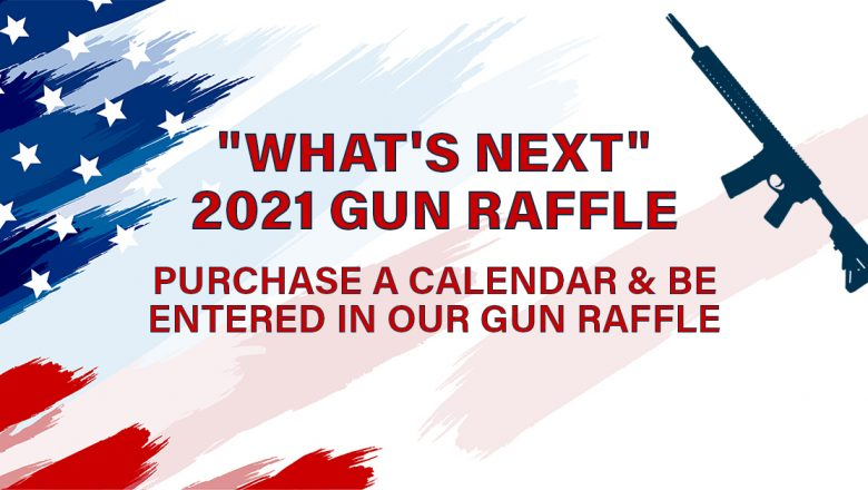 See Which Guns You Can Win in Our 2021 Gun Raffle!