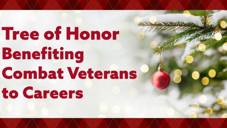 2020 Tree of Honor Raises $2,710 for CVC!