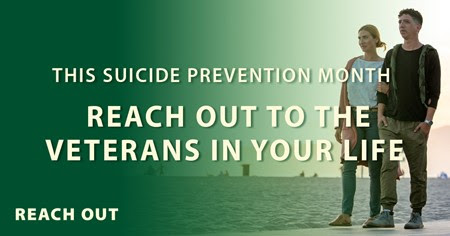 Suicide Prevention Resources for Veterans